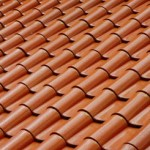 clay tile stock