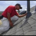 Spring Roof Inspection